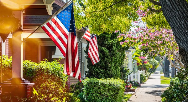 93% Believe Homeownership Is Important in Attaining the American Dream | MyKCM